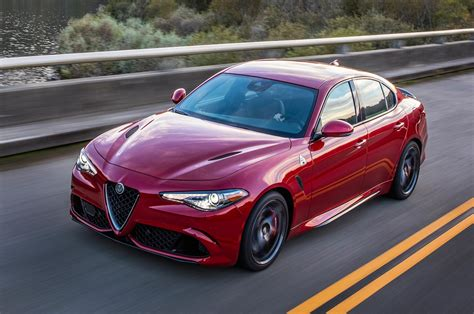Giulia Alfa Romeo by 2018 Alfa Romeo Giulia Reviews And Rating Motor Trend