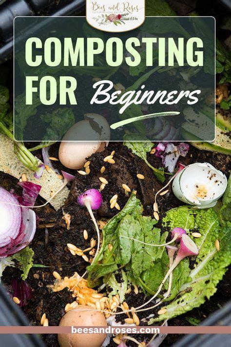 start beginners composting compost beesandroses garden gardening