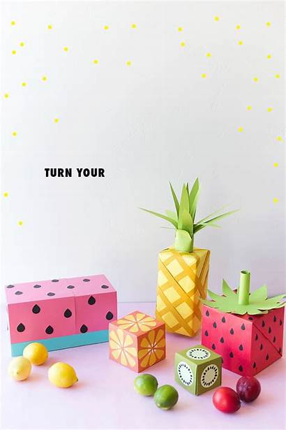 Fruit Wrapping Gift Exciting Season Holiday Fruits