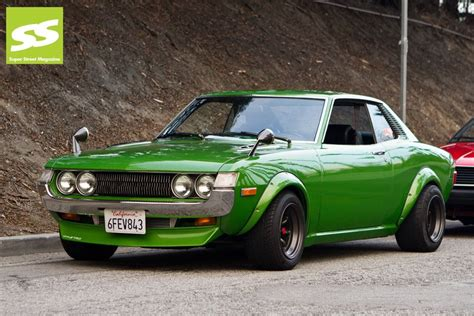 Toyota Celica (first Generation)