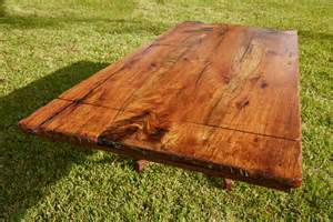 Refinish Coffee Table