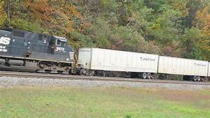 ALTOONA, PA - OCTOBER 3: A Norfolk Southern Mixed Freight ...