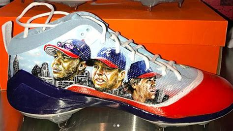 part  mlb players weekend    cleats