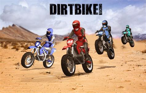 motocross racing game dirtbike games on android go at high speed and climb up