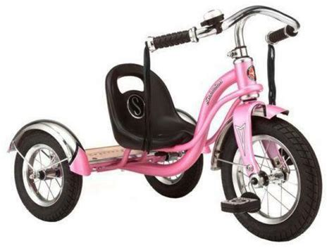 Schwinn Pink Tricycle