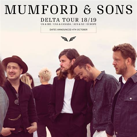 mumford sons on tour mumford and sons announces ambitious delta album world