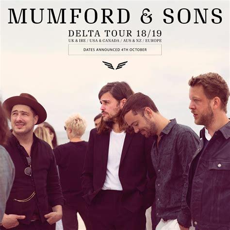 mumford sons madison square garden mumford and sons announces ambitious delta album world