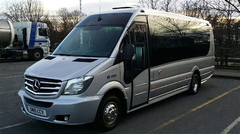 london based  seat mercedes sprinter   hire