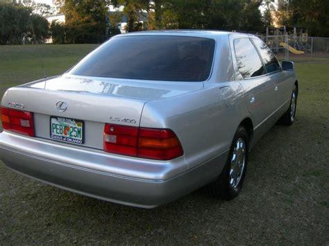 lexus ls400 1997 1997 lexus ls400 favcars net
