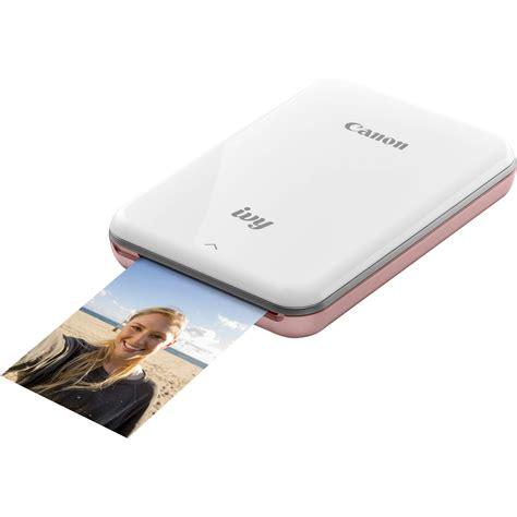 canon mini mobile photo printer gold 3204c001 b h