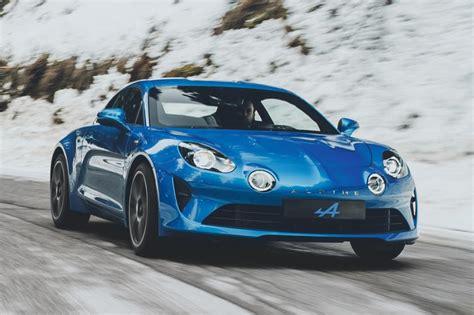 alpine renault 2017 2018 renault alpine a110 specs price release date