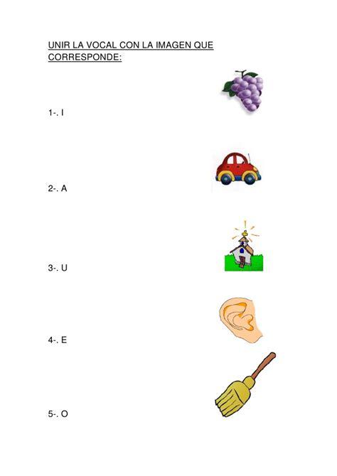 ejercicios de unir las vocales ejercicios de unir las vocales juega con las vocales las