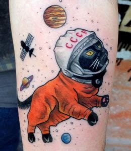 Heard of Cat Tattoos? Here Are 5 Designs You've Got to See