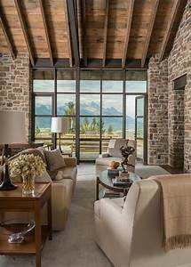 Wrj, Design, Jackson, Hole, Home, Interiors, Featured, In, New, Book, On, Rustic, Modern, Design, Movement