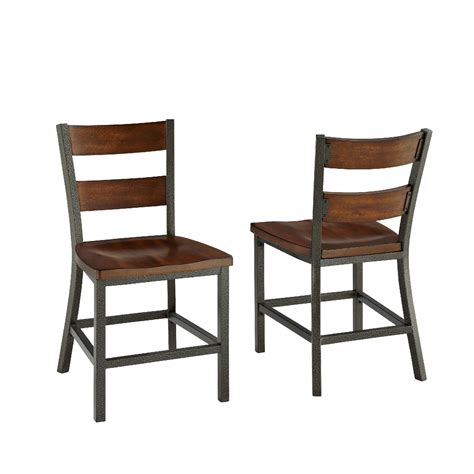 creek c chair home styles cabin creek dining chair pair