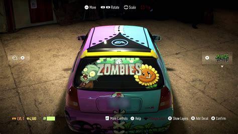 plants vs zombies garden warfare 2 need for speed custom car time lapse