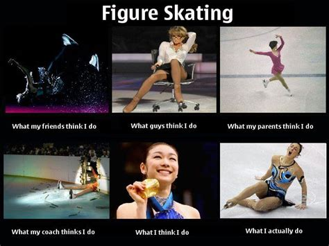 Figure Skating Memes - figure skating random likes pinterest figure skating quotes hockey and ice dance