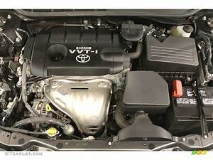 2010 Toyota Camry Le 2 5 Liter Dohc 16