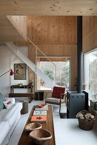 Small, Forest, Cabin, Designed, And, Built, With, Environmental, Standards