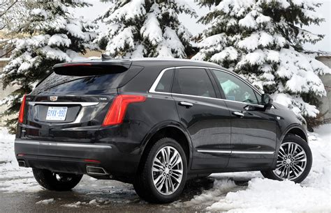 Cadillac Xt5, New For 2017