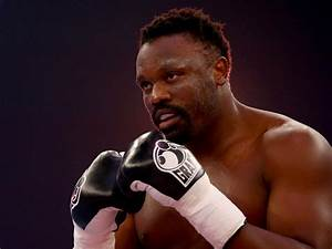 Dereck Chisora compares himself to herpes as he prepares to fight on Anthony Joshua's undercard ...  onerror=