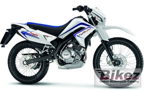 2010 Malaguti X3m Enduro 125 Specifications And Pictures