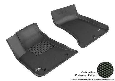 Chrysler 300c Floor Mats by Maxpider 3d Rubber Molded Floor Mat For Dodge Charger