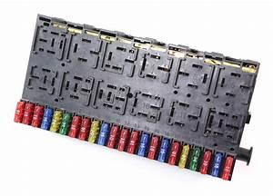Relay Board Fuse Box Panel Block Ce2 Vw Jetta Golf Mk3