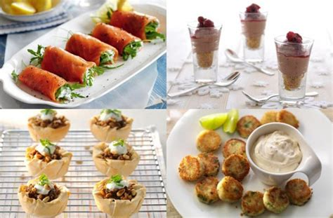 canape food ideas 50 and easy canapes goodtoknow