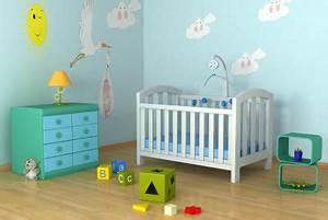 Farben Für Kinderzimmer : farbe f r kinderzimmer so treffen sie die kologisch ~ Lizthompson.info Haus und Dekorationen