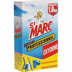 Lessive St Marc Peinture : st marc oxydrine sp cial professionnel 1 8 kg articles ~ Dailycaller-alerts.com Idées de Décoration