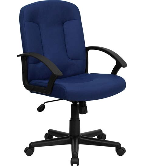 mid back fabric task chair in office chairs