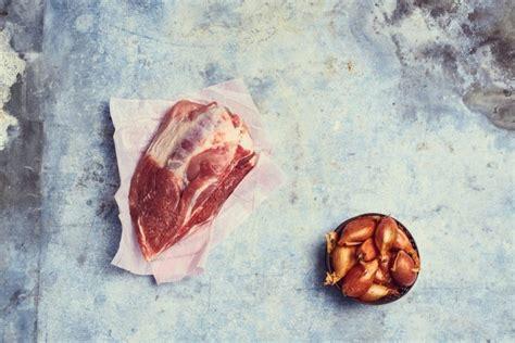 palette de choix et surtout de porc et d échalotes oui