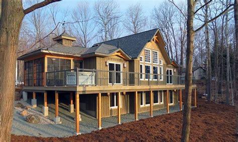 Mystic Point Cedar Home Plans