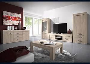 Meuble Tele Moderne : acheter votre meuble t l moderne 2 portes 1 niche chez simeuble ~ Teatrodelosmanantiales.com Idées de Décoration
