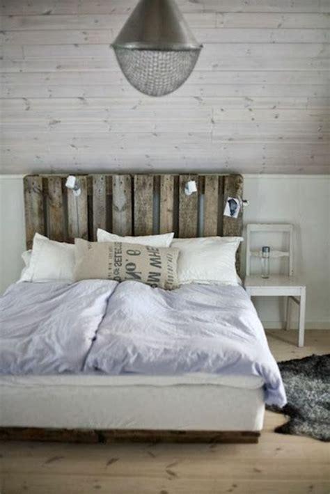 fabriquer une chambre en 50 idées pour fabriquer une tête de lit archzine fr