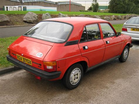 Austin Allegro technical specifications and fuel economy