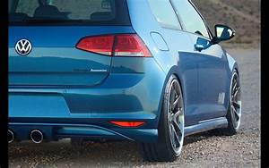 Vw Golf 7 R Tuning : 2015 h and r springs volkswagen golf 7 details 6 vw ~ Jslefanu.com Haus und Dekorationen