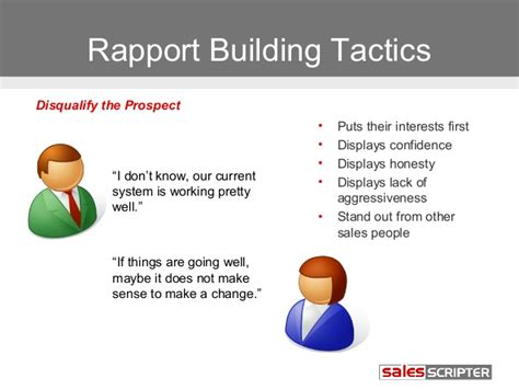 How To Build Rapport, Interest, And Credibility When Prospecting
