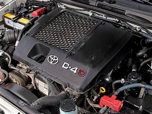 Toyota 2kd