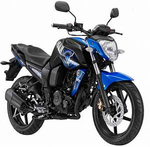 Yamaha Byson  Fz16  Gets New Decals In Indonesia