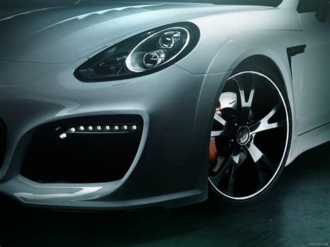 2018 Techart Grandgt Based On Porsche Panamera Turbo