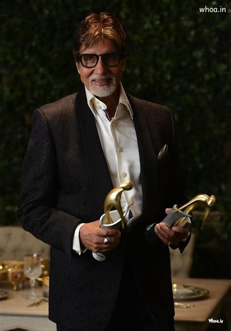 amitabh bachchan black suit  film awards hd images