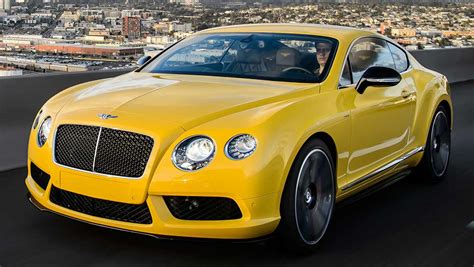 Review Bentley Continental bentley continental 2014 review carsguide