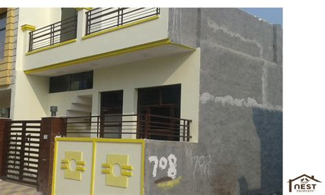 Home Design 60 Gaj : 80 Gaj Independepent House-kothi For Sale In 32 Lac At