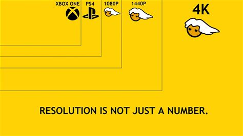 PC Master Race - Resolution Isn't Just A Number UHD 4K