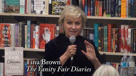 Brown Vanity Fair by Tina Brown Quot The Vanity Fair Diaries Quot