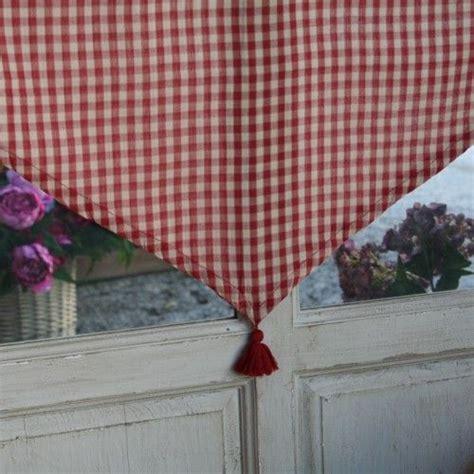 brise bise cuisine comptoir de famille brise bise rideau cuisine vichy