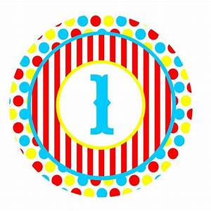 60 best rhodes one year circus party images on pinterest With party city letter stickers