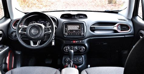 jeep renegade dashboard jeep renegade trailhawk een fijne eyecatcher
